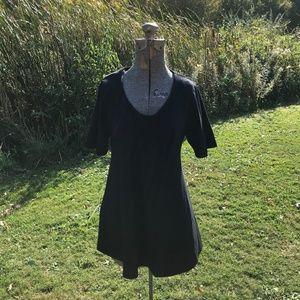 ✨ 3/$30 - LuLaRoe Solid Black Perfect T
